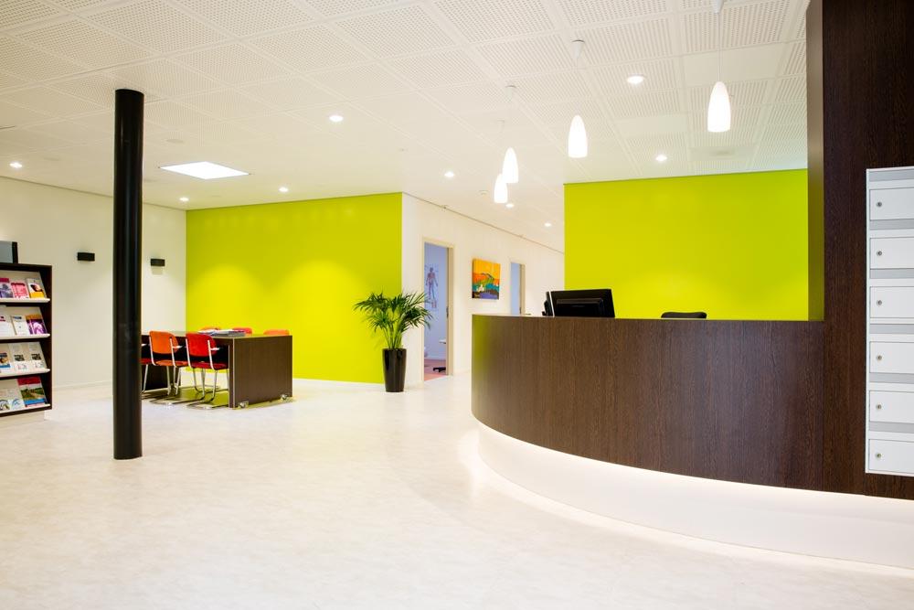 Zorg interieur Azora project 3