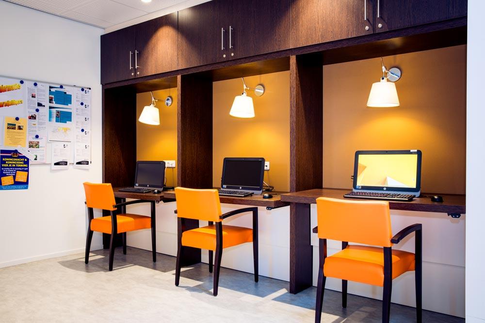 Zorg interieur Azora project 4