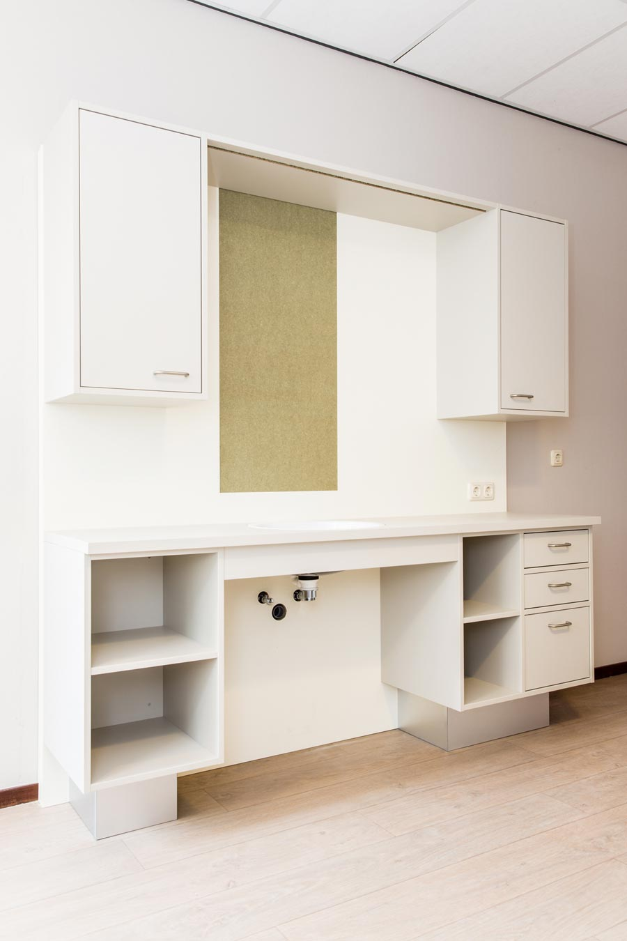 Zorg interieur project Marga Klope 4