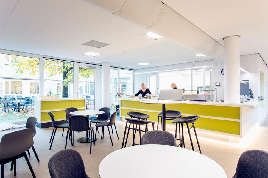 Zorg interieur MAX planck project 2