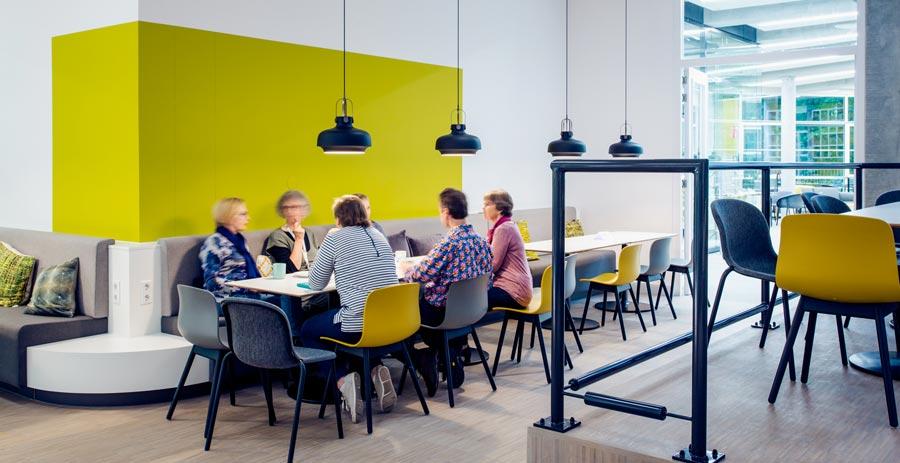 Zorg interieur MAX planck project 3