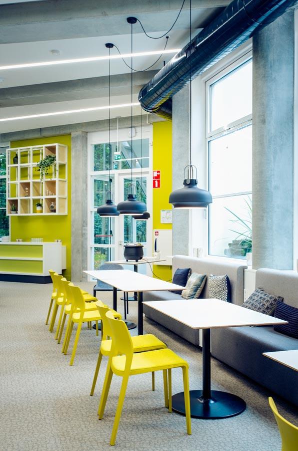 Zorg interieur MAX planck project 4