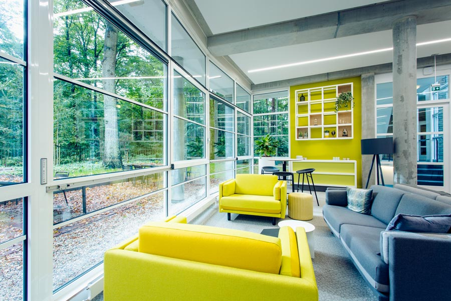Zorg interieur MAX planck project 5