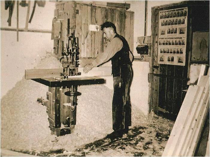 Historie Rusink interieurbouw 2