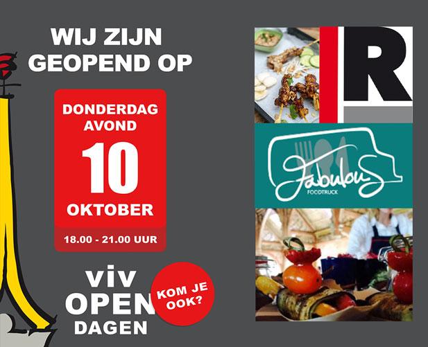 je bent van harte uitgenodigd bij Rusink Interieur op 10 oktober