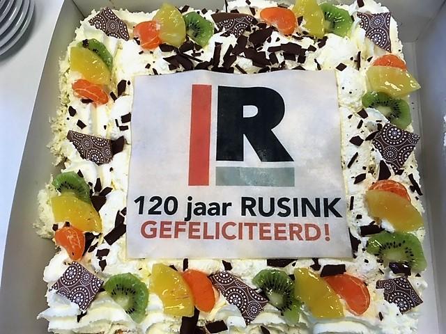 Rusink 120 jaar jubileum