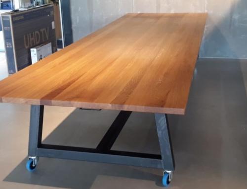 Op zoek naar een unieke tafel op maat?