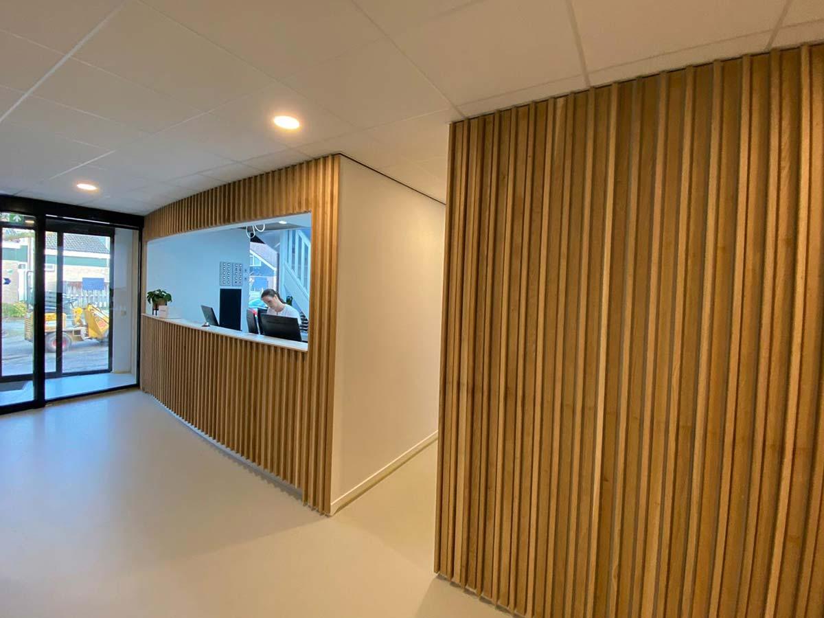tandarts van eekeren wachtruimte maatwerk interieur 4
