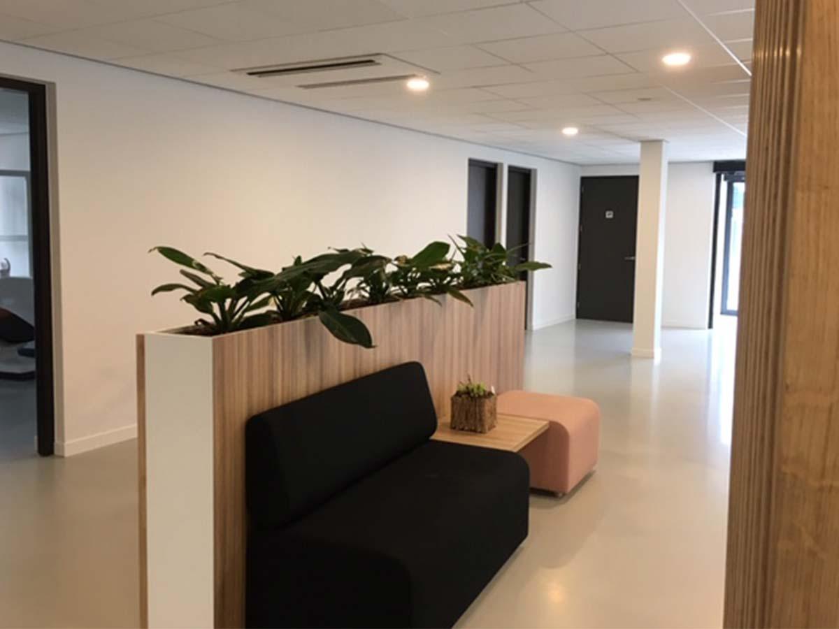 tandarts van eekeren wachtruimte maatwerk interieur 3