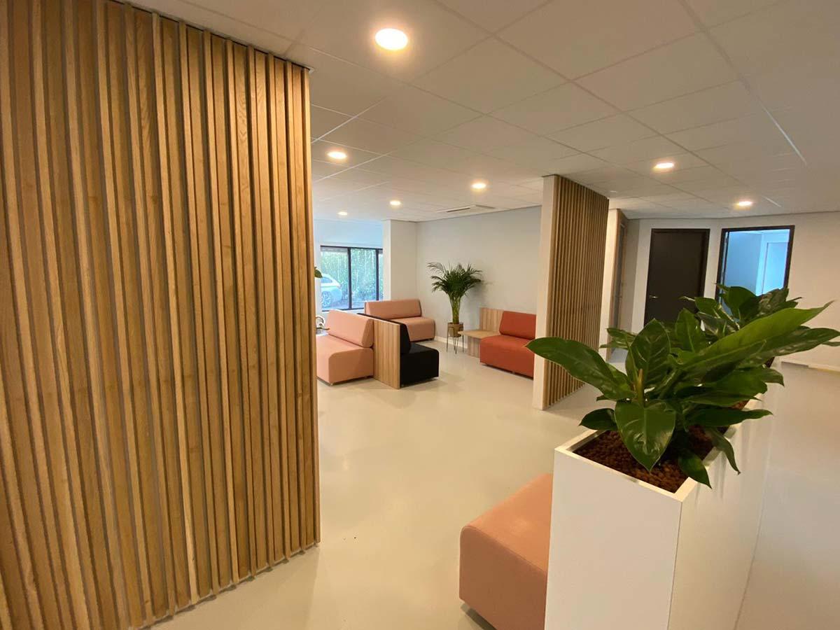 tandarts van eekeren wachtruimte maatwerk interieur 5