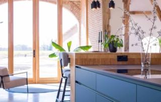 maatwerk keuken landelijke woning 17